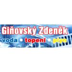 Giňovský Zdeněk - voda, topení, plyn – logo společnosti