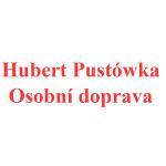 Hubert Pustówka- Osobní doprava - vnitrostátní i mezinárodní – logo společnosti