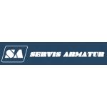 Servis armatur, spol. s r.o. – logo společnosti