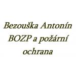 Bezouška Antonín - BOZP a požární ochrana – logo společnosti