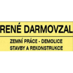René Darmovzal- Zemní práce Morava – logo společnosti