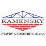 KAMENSKÝ - stavby a konstrukce s.r.o. – logo společnosti