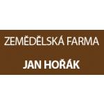 Hořák Jan - zemědělská farma – logo společnosti