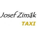 Zimák Josef- Taxislužba – logo společnosti