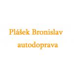 Plášek Bronislav - autodoprava – logo společnosti