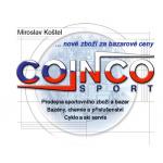 Koštel Miroslav - Coinco Sport – logo společnosti