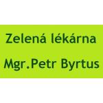 Zelená lékárna - Mgr. Petr Byrtus – logo společnosti