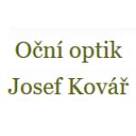 Kovář Josef - Oční optika – logo společnosti