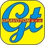GRAVOTON s.r.o. – logo společnosti