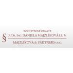 JUDr. Ing. Daniela Majzlíková LL.M.- Insolvence – logo společnosti