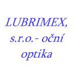LUBRIMEX, s.r.o.- oční optika – logo společnosti
