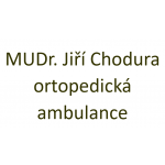 Ortopedická ambulance - MUDr. Jiří Chodura – logo společnosti
