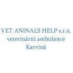 Veterinární ambulance Karviná - VET ANIMALS HELP s.r.o. – logo společnosti