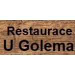 RESTAURACE U GOLEMA – logo společnosti