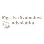 Svobodová Iva, Mgr., advokátka – logo společnosti