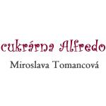 Tomancová Miroslava - cukrárna Alfredo – logo společnosti