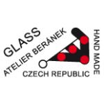 Beránek Jiří - Foukané sklo – logo společnosti