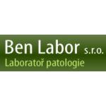 Ben Labor s.r.o. – logo společnosti