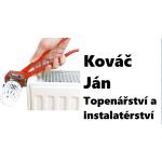 Kováč Ján- Topenářství a instalatérství – logo společnosti
