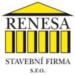 RENESA - stavební firma s.r.o. – logo společnosti