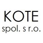 KOTE, spol. s r.o. – logo společnosti