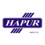 HAPUR spol. s r.o. – logo společnosti