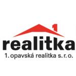 1. opavská realitka s.r.o. – logo společnosti