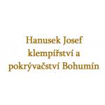 Hanusek Josef - klempířství a pokrývačství Bohumín – logo společnosti