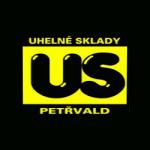 Uhelné sklady Petřvald – logo společnosti