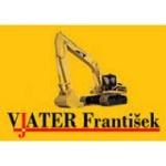 Vjater František- Demolice - zemní práce - autodoprava – logo společnosti