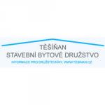 Stavební bytové družstvo Těšíňan – logo společnosti
