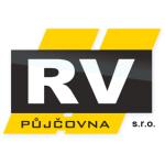 RV PŮJČOVNA s.r.o. – logo společnosti
