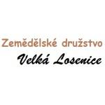Zemědělské družstvo Velká Losenice – logo společnosti