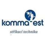 komma-est, s.r.o. – logo společnosti
