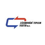 Zásobování teplem Vsetín a.s. – logo společnosti