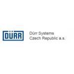 Dürr Systems Czech Republic a.s. – logo společnosti