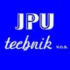 JPU technik, v.o.s. – logo společnosti