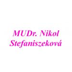 MUDr. Nikol Stefaniszeková – logo společnosti