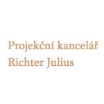 Projekční kancelář - Richter Julius – logo společnosti