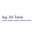 Ing. Jiří Turoň - auditor, daňový poradce – logo společnosti