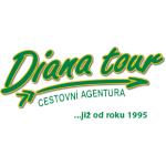 DIANA TOUR spol. s r.o. – logo společnosti
