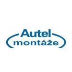 AUTEL montáže, a.s. – logo společnosti