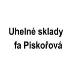 Uhelné sklady - fa Piskořová – logo společnosti