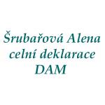Šrubařová Alena - celní deklarace DAM a účetní služby – logo společnosti