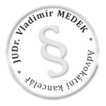 Advokátní kancelář JUDr. Vladimír Medek – logo společnosti