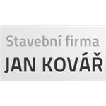 Kovář Jan - stavební firma – logo společnosti