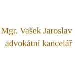 Mgr. Vašek Jaroslav - advokátní kancelář – logo společnosti