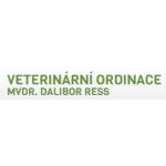 MVDr. Dalibor Ress - veterinární ordinace – logo společnosti