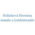 Holinková Hermína - masáže a lymfodrenáže – logo společnosti