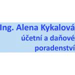 Ing. Alena Kykalová - účetní a daňové poradenství – logo společnosti